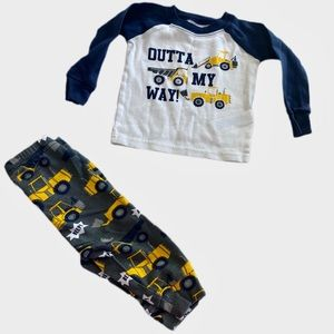 """The Children's Place """"Outta My Way!"""" Pajamas"""